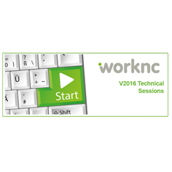 WORKNC V2016 Technical Sessions