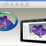 WORKNC CAD-CAM software Industrie 2015 2